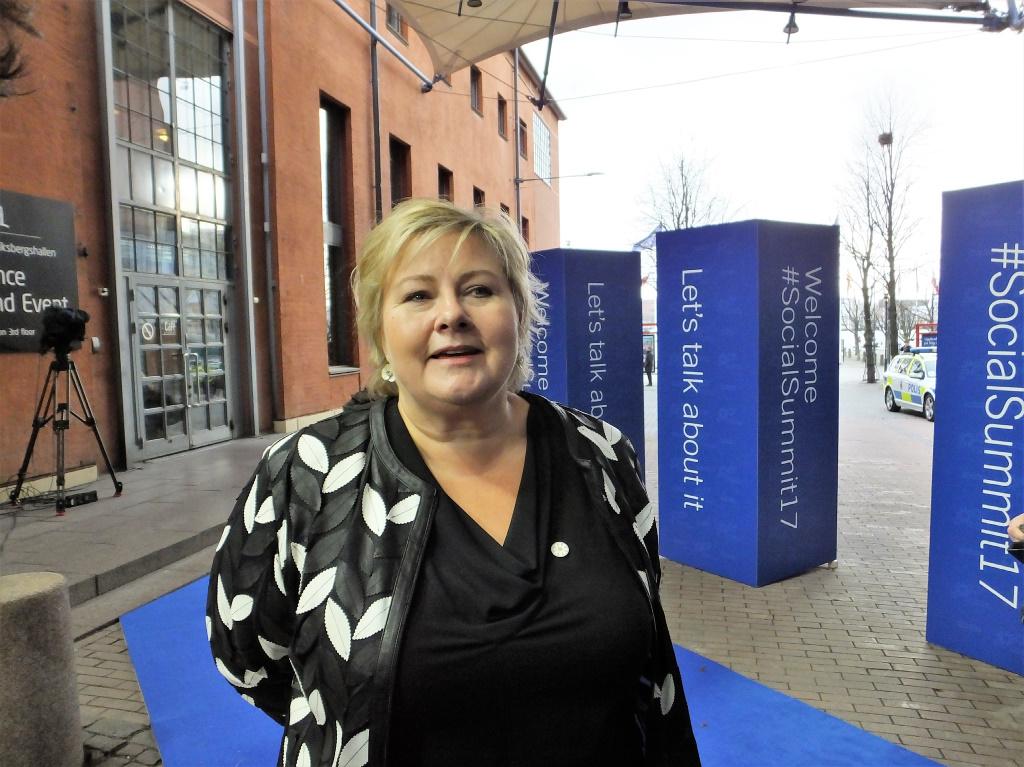 Norge med initiativ mot arbetslivskriminalitet under EU-toppmötet