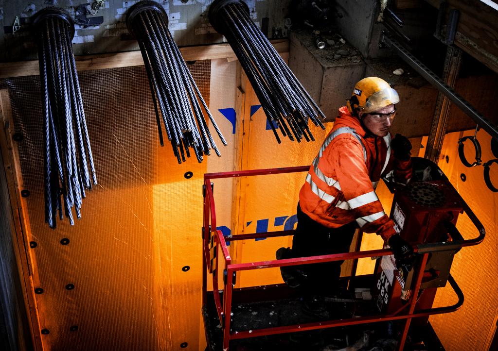 Första steget taget för en global arbetsmiljökoalition