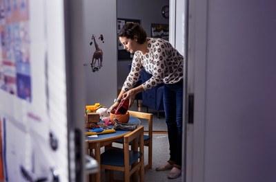 Ökad medvetenhet i Finland om hoten socialarbetare utsätts för på jobbet