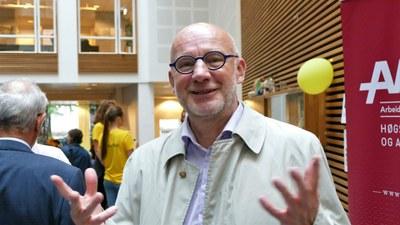 Forskningsprojektet mot alla odds: Olli Kangas om medborgarlön i Finland