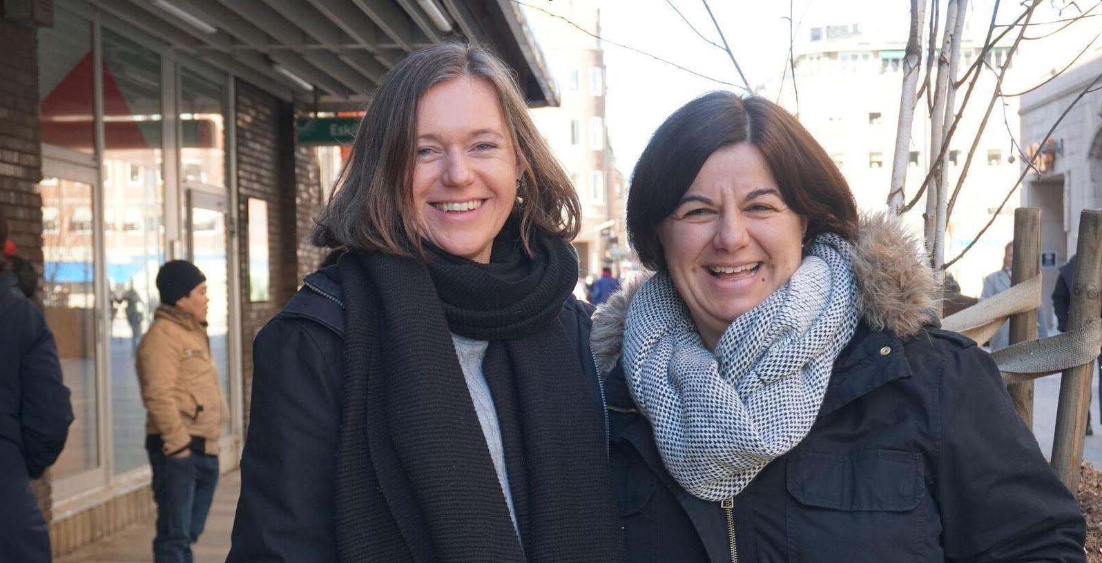 Projekt Mirjam bryter fördomar om och på den svenska arbetsmarknaden