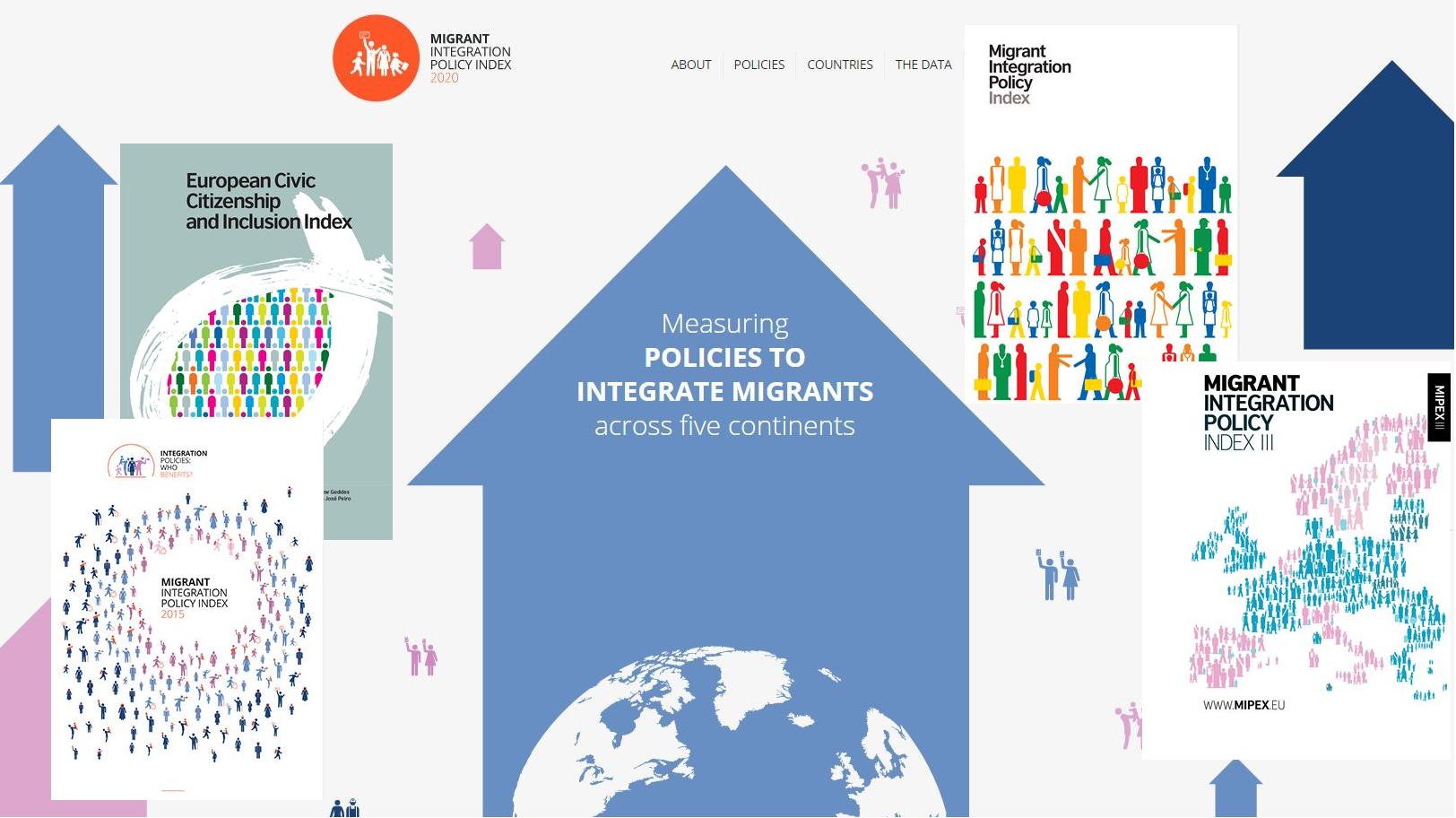 Norge faller i integrationsindex - eller?
