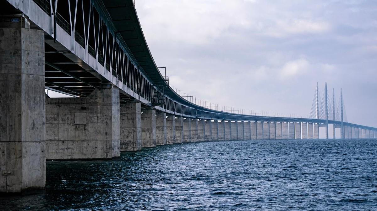 Öresundsbron blir 20 år - och får en motsvarighet under vatten