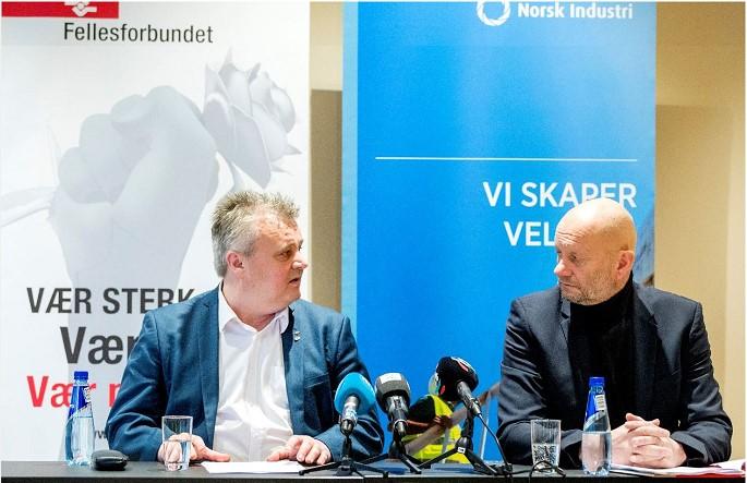 Tema: Kollektivavtal i Norden