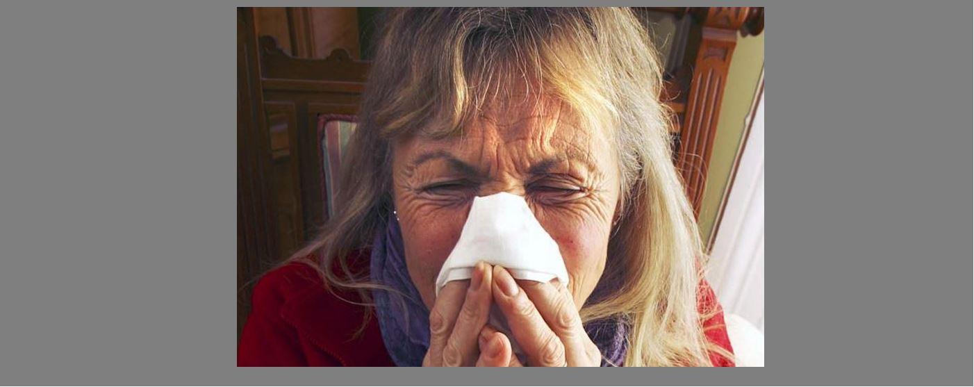 Förkyld med feber? Rätt att stanna hemma