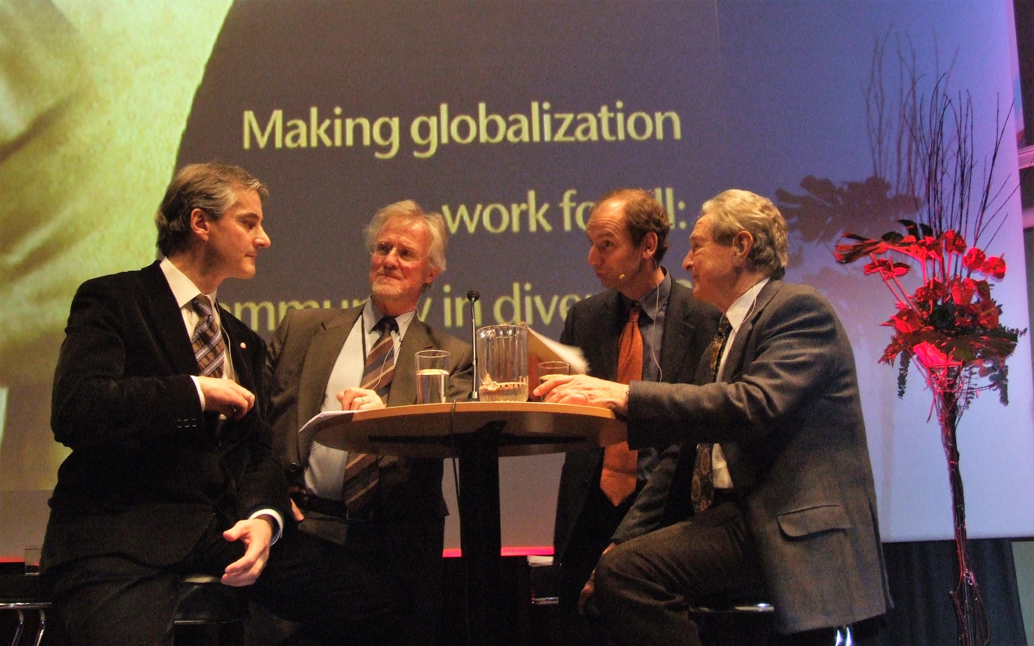 Kan globaliseringen klara sig utan välfärdsstaten?