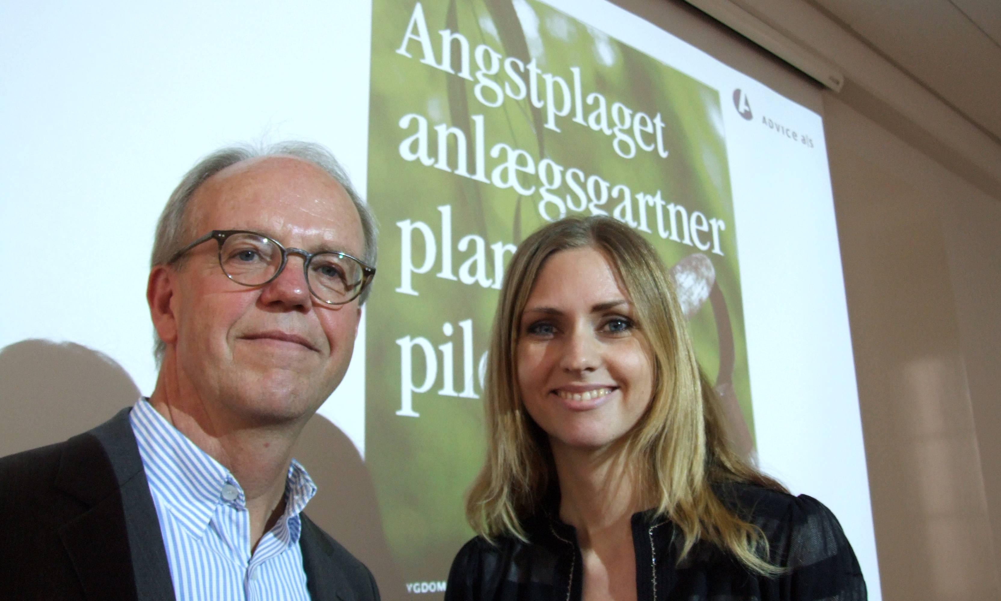 Stor kampanj om sjukdom och jobb i Danmark