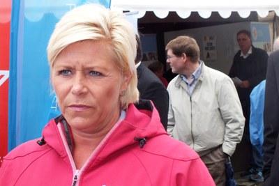 Borgerlig seger i Norge framgång för fackföreningsfientligt parti