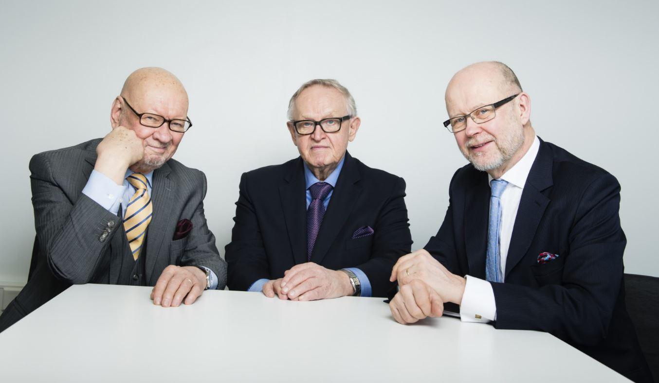 Martti Ahtisaari: Vem skulle väl rösta på socialdemokraterna – som kapats av fackrörelsen?