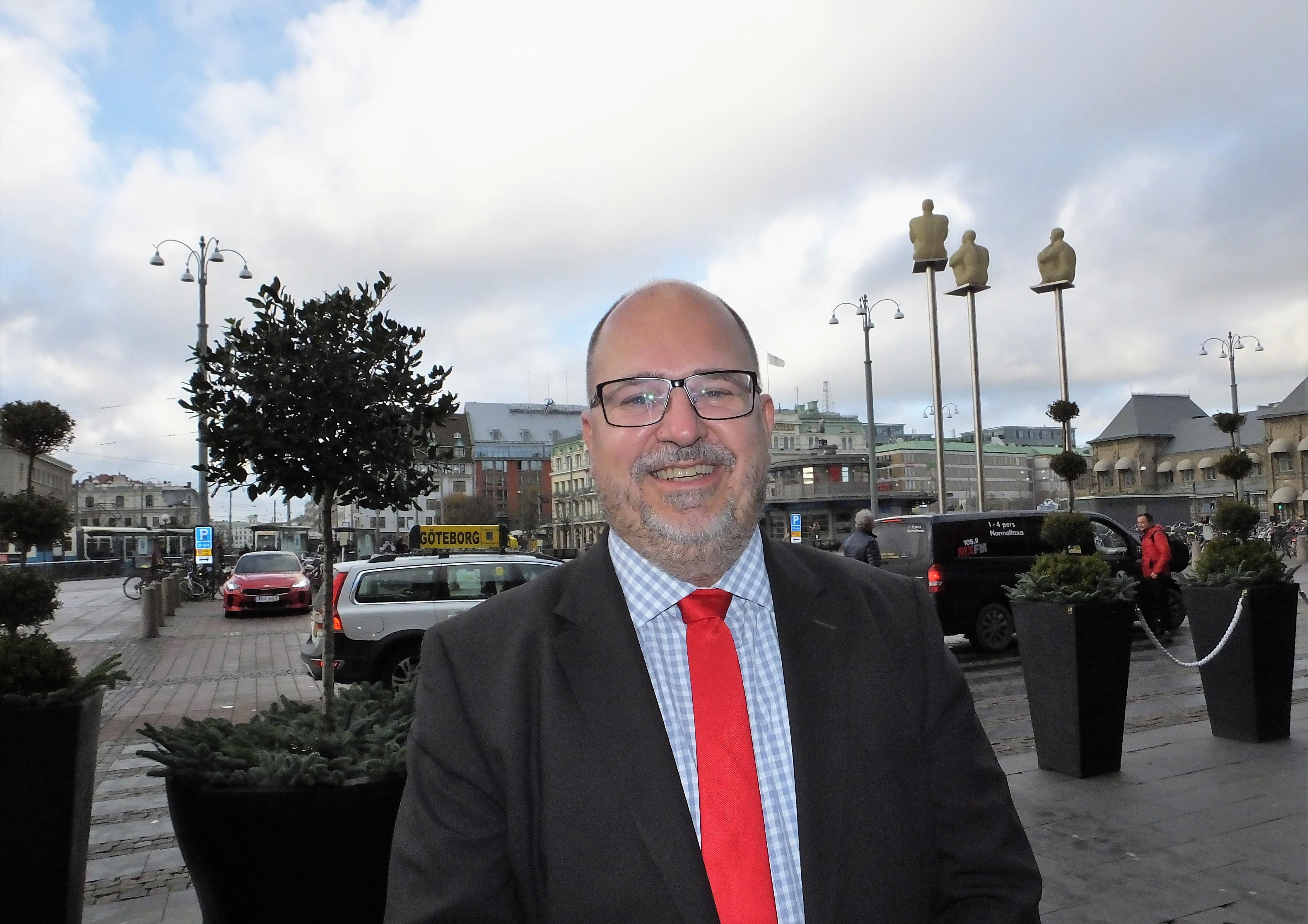 """EU-mötet i Göteborg: """"Vi för vidare den nordiska modellen till Europa"""""""