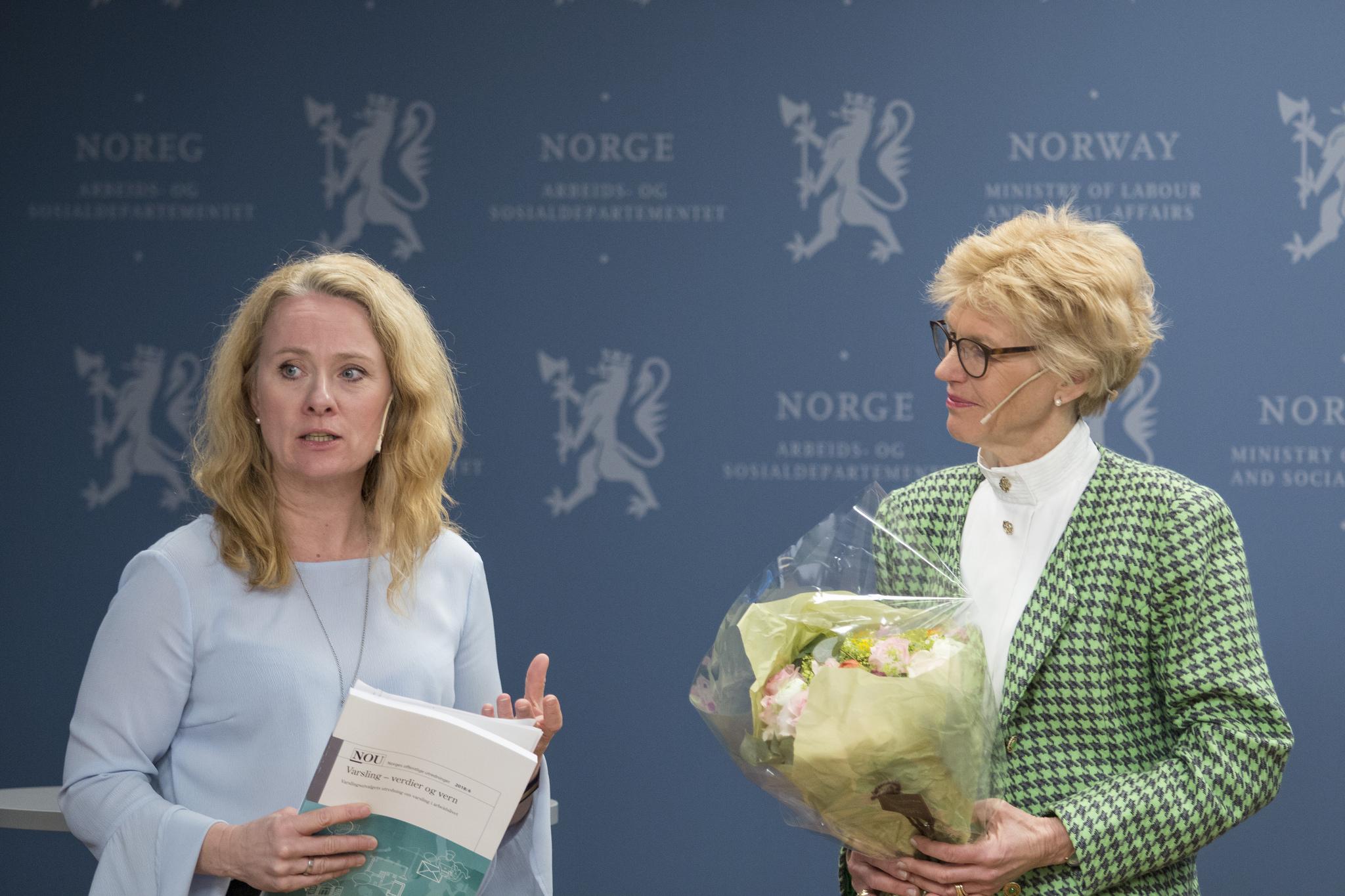 Norske eksperter: Behov for sterkere vern av varslere i arbeidslivet