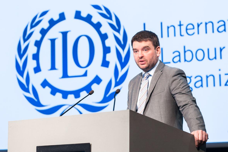 Island bjuder in ILO till vulkanernas och glaciärernas land