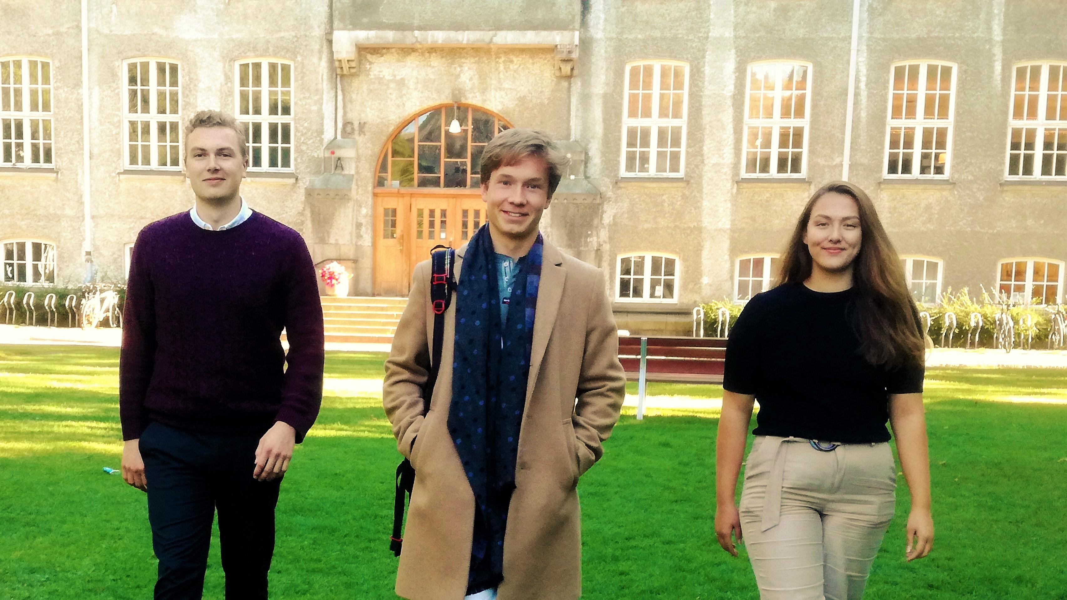 Kritisk med avlyste utenlands-drømmer for studenter